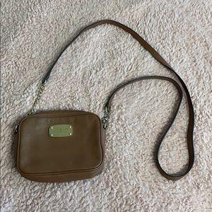 Brown Michael Kors Crossbody Bag
